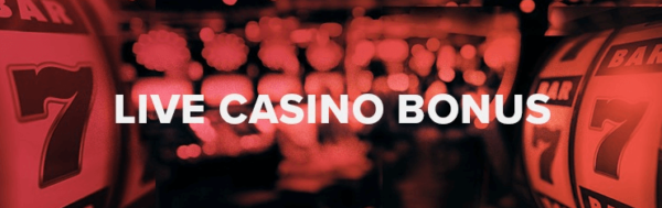 casino live bonus